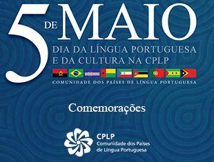 5 de maio - Dia da Língua Portuguesa