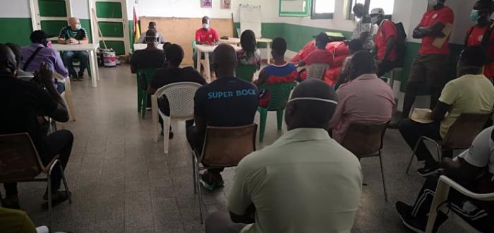 Confederação de Treinadores apoia 113 Treinadores Guiné-Bissau